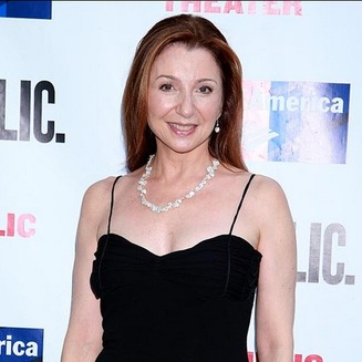 Donna Murphy wearing Jewel of Havana Keshi Pearls on the Red Carpet