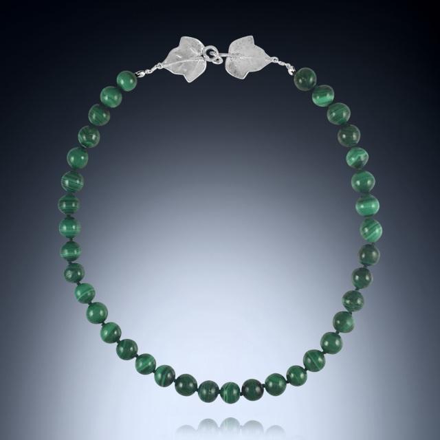 Malachite Jewelry Collection