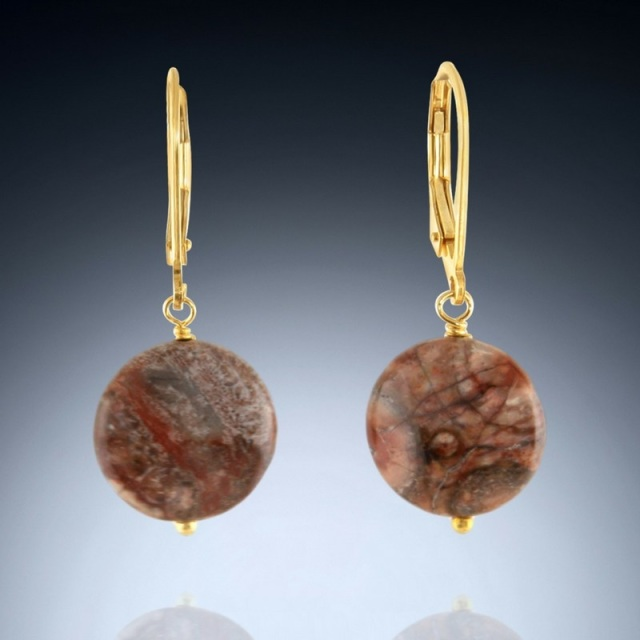 stones usa jasper watches handmade jewelry creek healing you earrings for product red