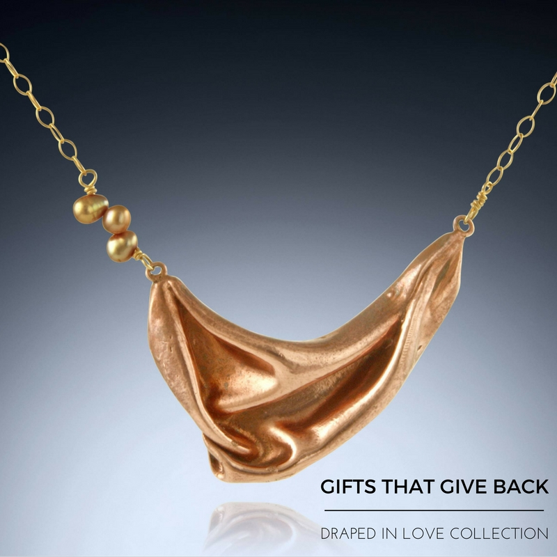 Gifts That Give Back - Copper Necklace