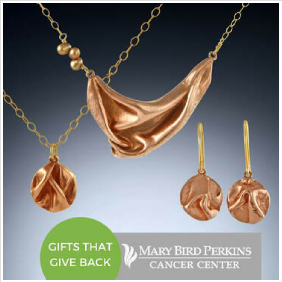 Copper Jewelry - Gifts that Give Back - Mary Bird Perkins Cancer Center
