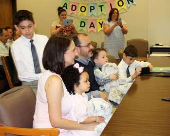 Best Mothers Day Gift Ever - Adoption Day