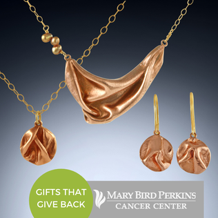 Breast Cancer Awareness Gifts the Give Back - Mary Bird Perkins Cancer Center - Jewel of Havana