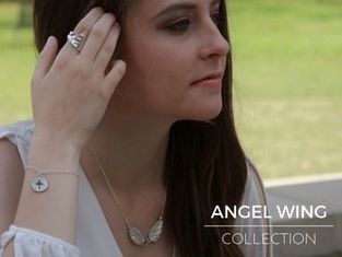 Angel Wing Jewelry Collection