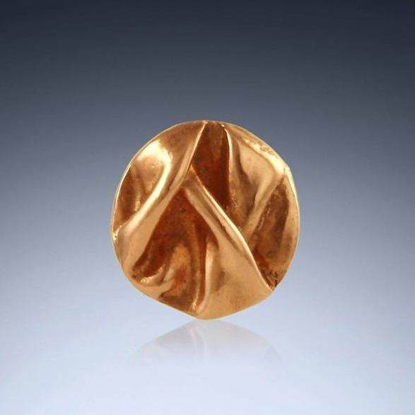 Copper Tie Tac or Lapel Pin
