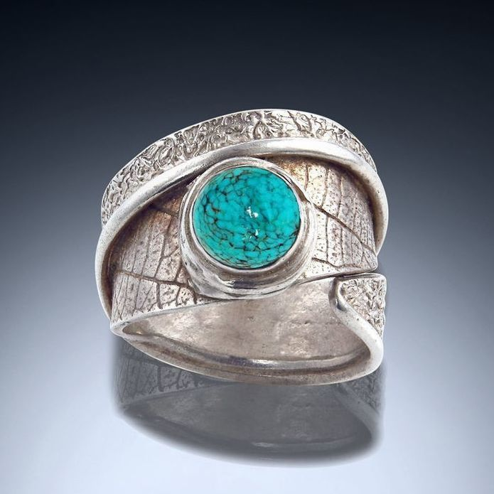 Turquoise Wrap Ring