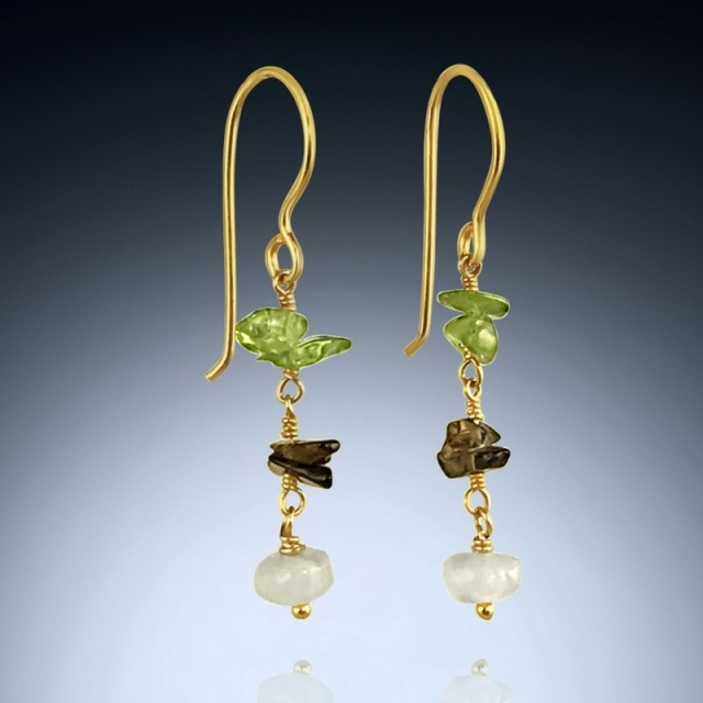 Very best Handcrafted Peridot Jewelry Collection FK28